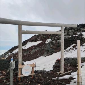 6月22日 富士山御殿場太郎坊洞門歩266PT