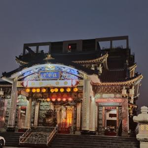 日本軍艦を祭る高雄「紅毛港保安堂」