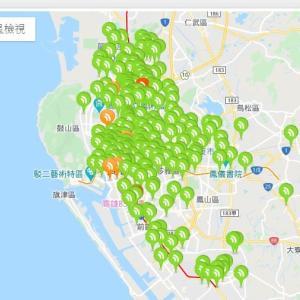 高雄UBIKE運営スタート~レンタル方法紹介~CBIKE行方は?