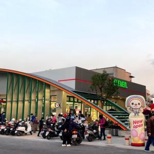 台湾6000店舗記念ECOセブンイレブンの中身を紹介