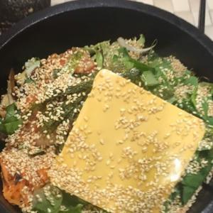 高雄340円ビビンバベジ料理専売「安提布ㄒㄧㄤˇ素獨享鍋」+