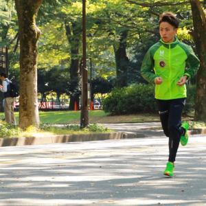 マラソン後のストレッチトレーニング