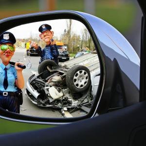 生まれて初めて事故にあったよ!!大ケガした愛車やドラレコの映像を公開します!!