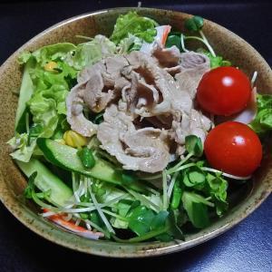 しゃぶしゃぶレシピ~ごちそうサラダを作ろう~
