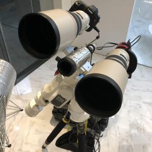 300mm F2.0 システム?? 速射システム.ver2