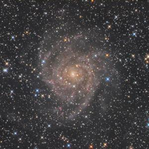 賑やかすぎるでしょ! ic342銀河