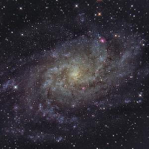 惑星番長C11は銀河砲! M33