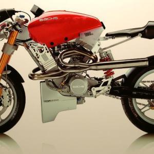 Sachs Beast 1979年のコンセプトバイク