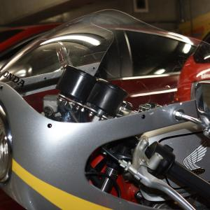 3車三様 その2 Dream50 やっぱりセカイノホンダは素晴らしい・・・