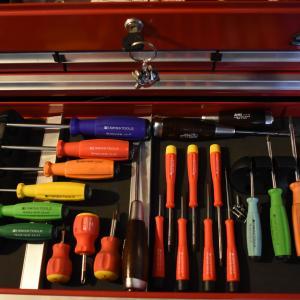 工具(ツール)フェチ