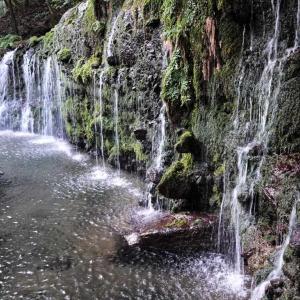 千条の滝(ちすじのたき)