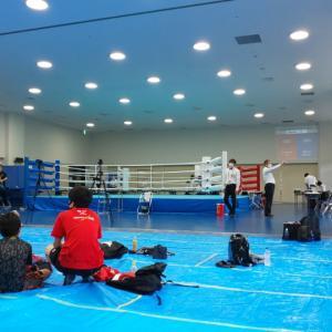 ボクシング大会