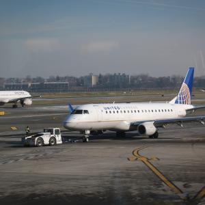 悲劇のラガーディア!ユナイテッド航空搭乗記 : ニューヨーク→シカゴ (UA3564 / LGA-ORD / Economy Class) 2019年/12月