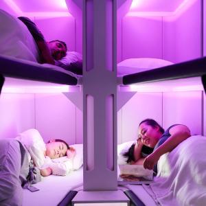 【速報!】嘘でしょ?フルフラット型エコノミークラス「Skynest」をニュージーランド航空が発表!