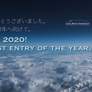 (Life with Curiosity)Thanks 2020!