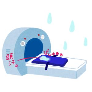 【筋緊張低下】せんぶぅのMRI検査と血液検査の結果