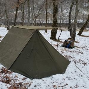 今年初キャンプ