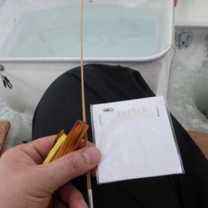 わかさぎ釣り 第20戦 サホロ湖→かなやま湖