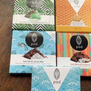 バリ島のお土産に喜ばれる「PODチョコレート」