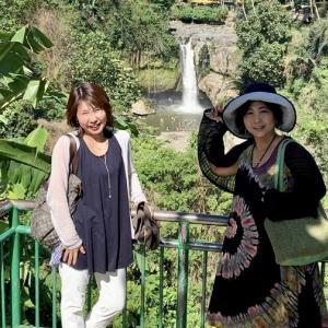 直瀑!トゥグヌンガンの滝