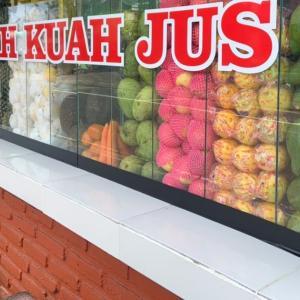 新しいお店、フレッシュ&ヘルシーフルーツジュース店『KING Juice』
