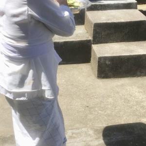 沐浴で心身ともに浄化する日「バニュピナル」