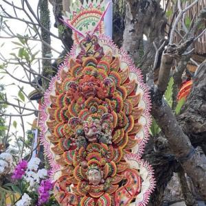 グヌンルバー寺の豪華なオダラン