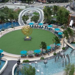 家族連れにおすすめ遊び心満載のプールが充実!グランデセンターポイントホテル・パタヤ