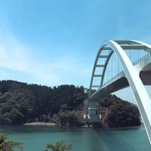 みどりの真珠を巡る 天然記念物 十八鳴浜(くぐなりはま)、気仙沼大島大橋、大島神社と見どころ満載