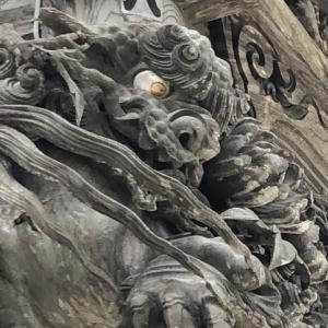 じょうぎさん 極楽山西方寺の透し彫がすごい!