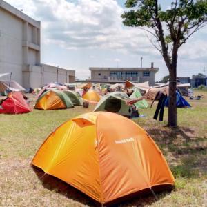 【日本一周経験者が語る】ソロキャンプ・キャンプツーリング用テントの選び方