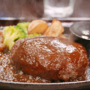 【札幌駅女子ランチ】パセオにある「牛忠」でハンバーグ160gを食べお腹いっぱい♡