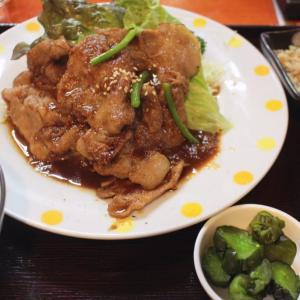 【札幌駅女子ランチ】ふか河の定食はどれも美味しく栄養満点!夜もOK!