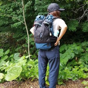 【山と道 5-Pocket Pants】女性用Sサイズを着用!登山での使用感レビューします♡