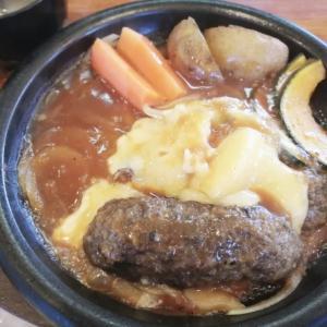 【札幌グルメ】西岡にある「炭焼きハンバーグ牛吉」は俵ハンバーグも野菜も最高に美味しい♡
