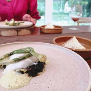 小別沢の農園レストラン「アグリスケープ」でコースランチ!採れたての野菜と景色に感動!