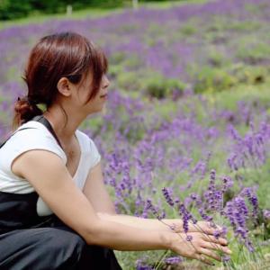 【中富良野】NANAKAの花畑でラベンダー1袋900円で詰め放題!無農薬ラベンダーで石鹸と化粧水作り!