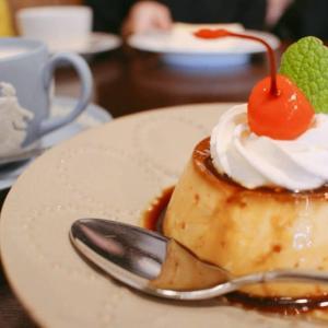 【函館カフェ】YAMAYOSHI COFFEE(ヤマヨシコーヒー)のとびきりおいしいプリンが美味しい!