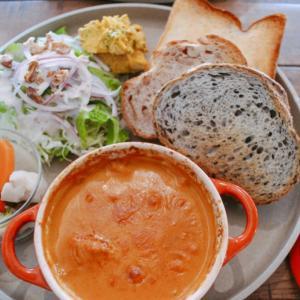 素敵な古民家カフェ「THE LAMPS(ランプス)」でパンのプレートランチ!デザートも美味しい♡
