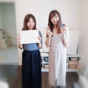 函館でメディカルアロマセラピストを取得!アロマで介護!自分も癒されます!