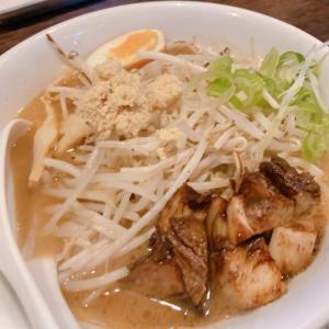 【札幌ラーメン】麺屋雪風 手稲店でジンジャー味噌らーめん♡身体が温まり美味しい!