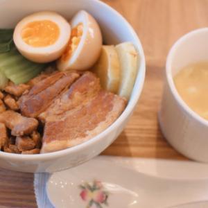 百合が原公園「台湾cafe茶韻」でルーロー飯と台湾茶で女子ランチ♡雰囲気も素敵。
