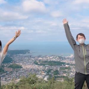 小樽天狗山で女子登山!手軽に絶景が楽しめて天狗とお地蔵さんに会えます!2021.7.12