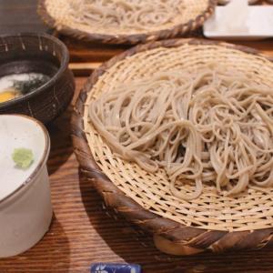 札幌駅ランチ「そば切り 黒むぎ」の手打ち十割蕎麦が美味しい♡暑い日に最高!