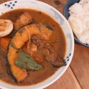 miredo(ミレド)Soup Curry Suage4でパリパリ知床鶏と野菜カレーをテイクアウト!