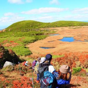 愛山渓松仙園ルートは静かで絶景の連続!紅葉登山ツアーに参加してきました!2021.9.20