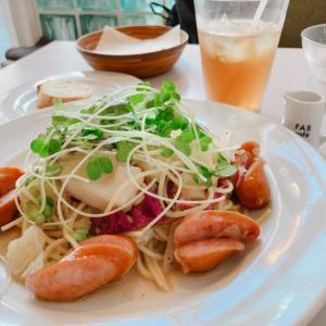 FABcafeでおひとりさま女子ランチ!パスタがどれも美味しい♡