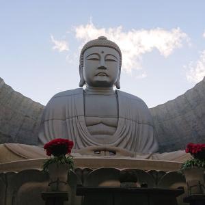 札幌で妄想ツーリング・終「頭大仏」