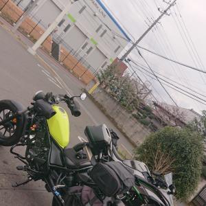 成田山ツーリングに行ってきたゾ