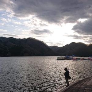 本栖湖、精進湖、西湖のはずが相模湖